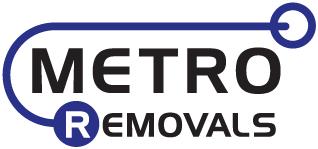 Metro Removals Logo