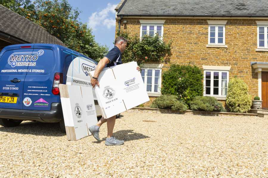 Metro Removals residential removals