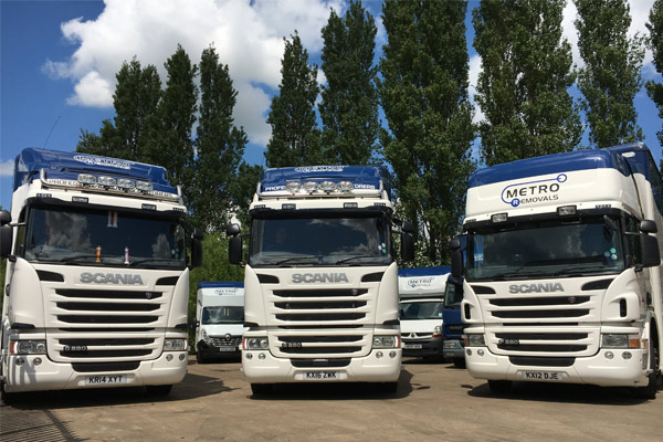 Metro Removals Kettering