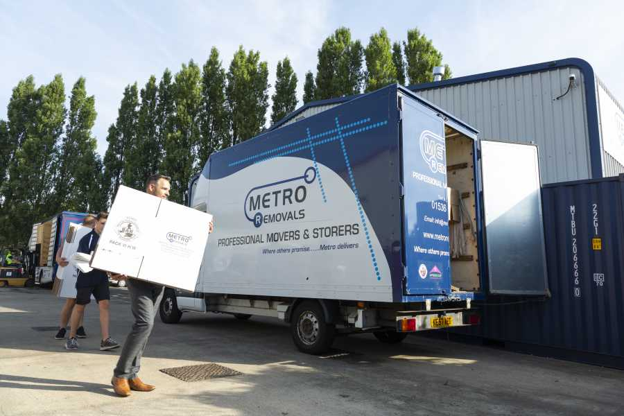 Commercial Removals in Kettering
