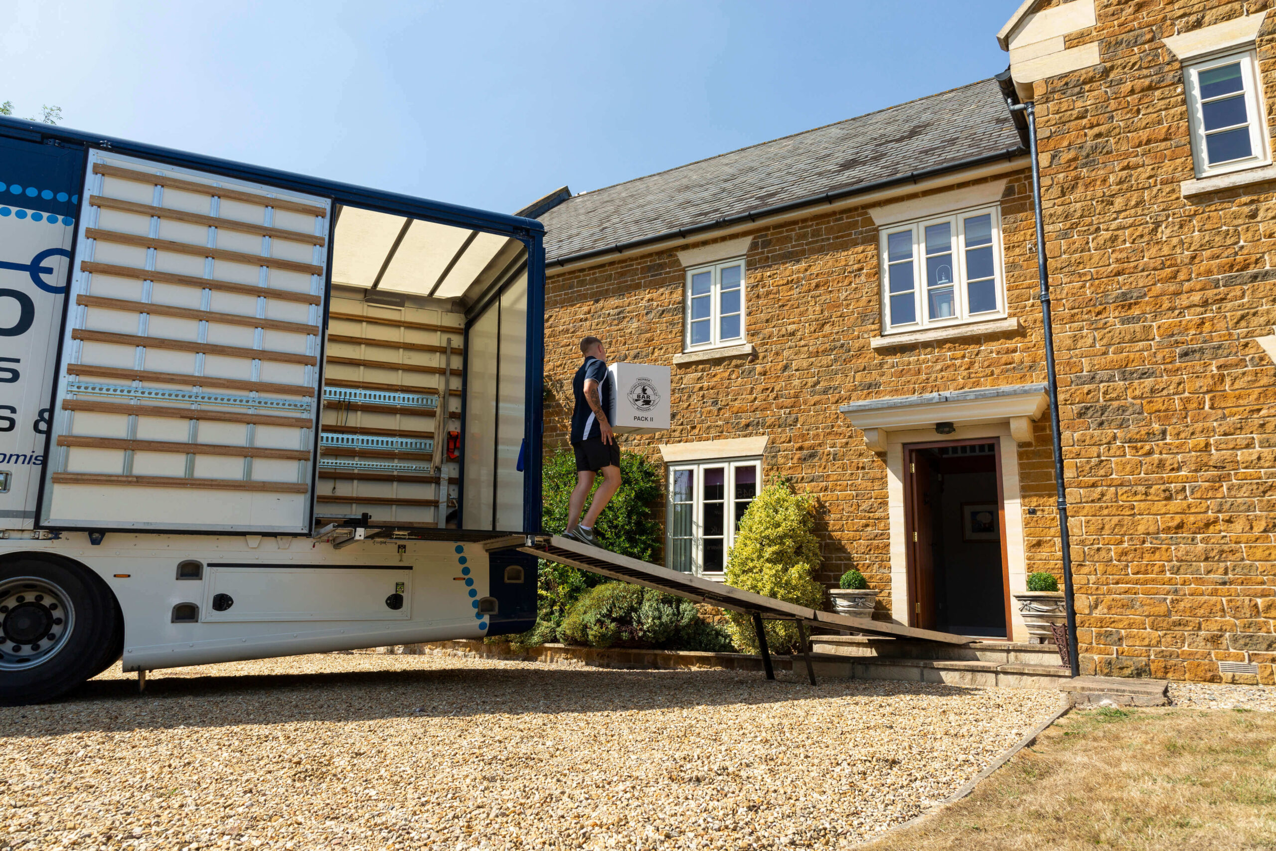 Residential Removals In Kettering & Market Harborough